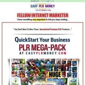 PLR Mega-Pack - Easy PLR Money